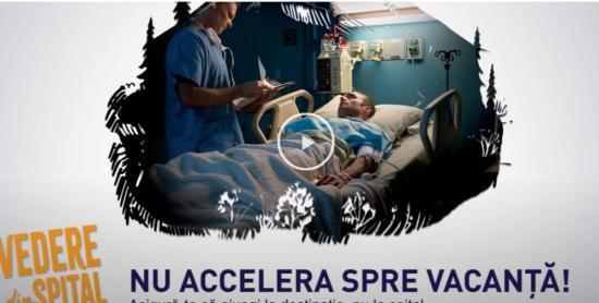 Kilátás a kórházi ágyból – kampányt indít a rendőrség. Mit akarnak elérni?