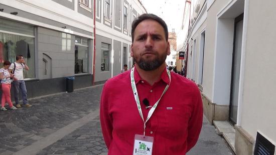 KMN - VIDEÓINTERJÚ - Jakab Zoltánt a magyar napok Borutcájáról kérdeztük