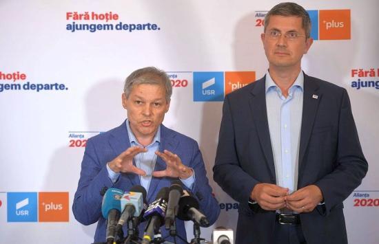 Nem lép ki a kormányból az USR PLUS – ígéri Cioloș