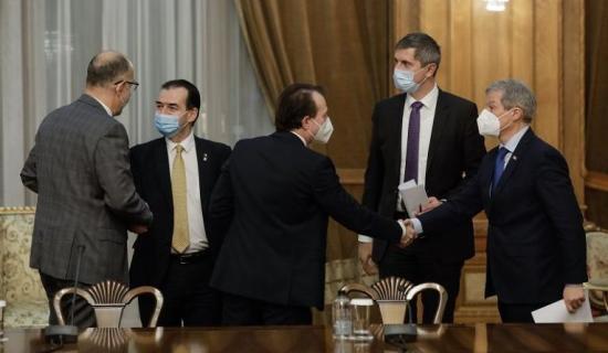 Újabb botrány a koalícióban - Megvonta a bizalmat a miniszterelnöktől az USR PLUS (FRISSÍTVE)