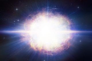 Szupernóva robbanást idézett elő egy csillagütközés