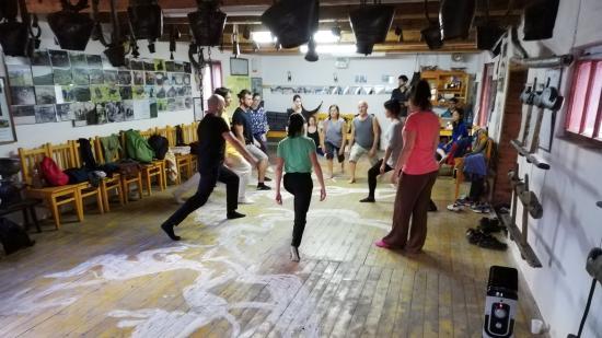 Találkozás terepe – nemzetközi tréning és előadás Mérában