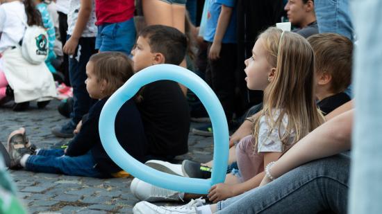 Hangulatfotók az V. WonderPuck Utcaszínház Fesztiválról