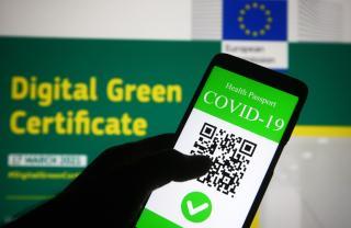 A kormány belföldön is bevezette az uniós védettségi igazolvány használatát