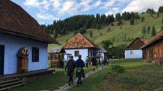 Búcsúzós Erasmus+ kalandok a mesebeli Gyimesekben