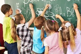 Szászfenesi iskolakezdés
