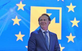 Florin Cîțu a PNL új elnöke
