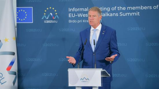 Iohannis: bárkit megbízhatok kormányalakítással, akit parlamenti többség támogat