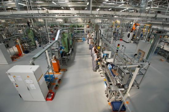 Augusztusig 12,7 százalékkal nőtt az ipari termelés