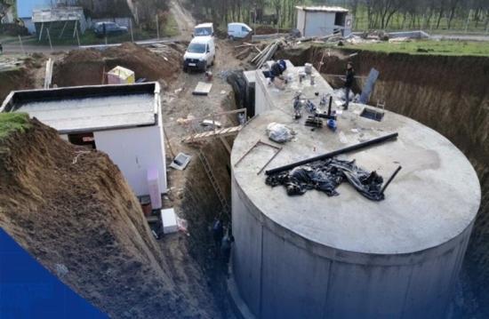 Bővül a vízhálózat négy metropoliszövezeti községben