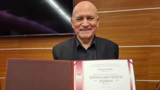 Dobos Imrét, Kovács Kázmért és György Attilát is díjazta az MMA