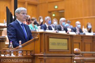 Elutasította a parlament a Dacian Cioloș által javasolt kormányt (FRISSÍTVE)