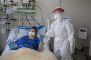 Már gépen voltak a betegek, Bécs visszakozott