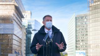 Iohannis: Románia bővíteni fogja a földgázhálózatát